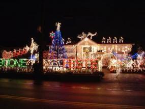 Christmas Lights Displays St Louis Holiday Lights Display Holiday Lights Light Display