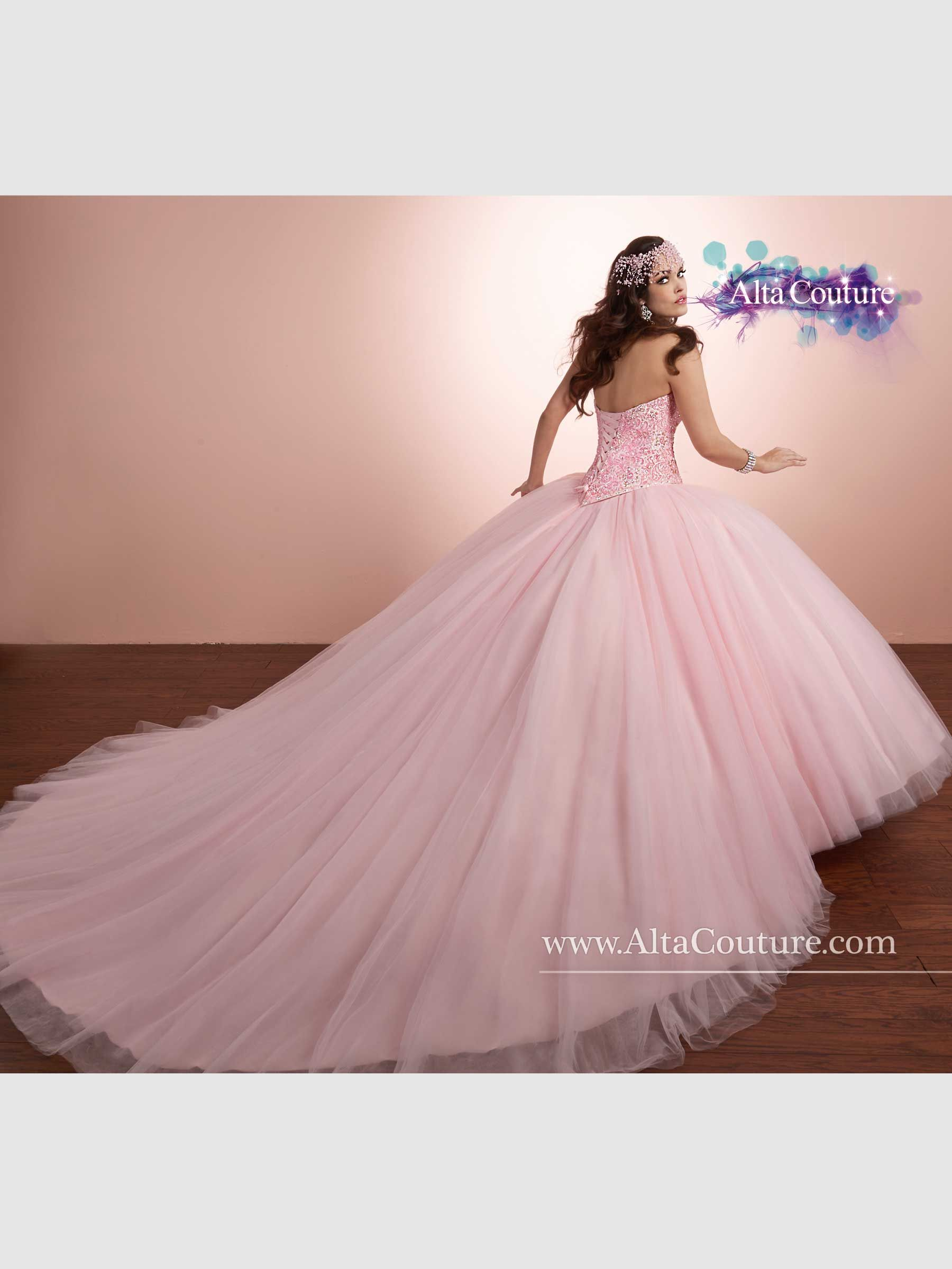Quinceanera - Alta Couture - Style: 4T173 by Mary\'s Bridal Gowns ...