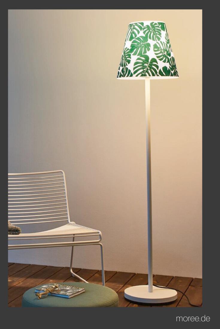 Stehleuchte Garten Swap Mit 7 Wechselbaren Design Cover Garten Stehlampe Stehlampe Stehlampe Aussen