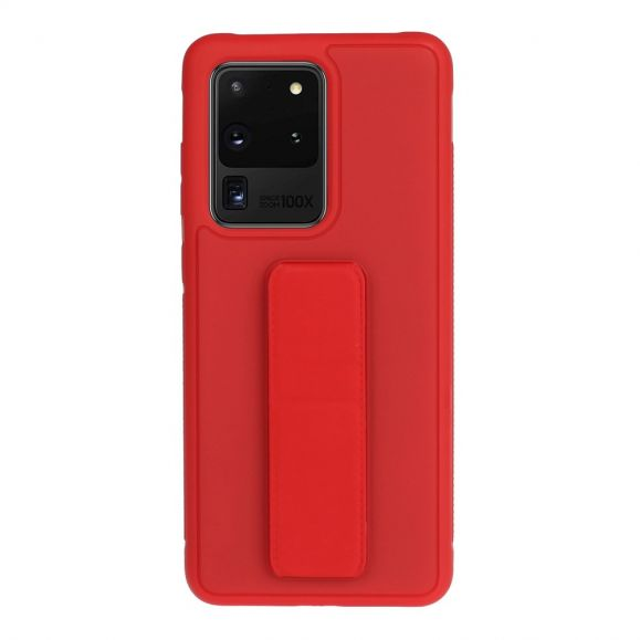 Coque Samsung Galaxy S20 Ultra Pure avec support au dos