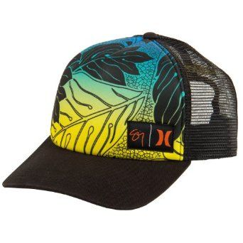 05a4e99b307 Hurley Women s Sig Zane Trucker Hat Hurley.  22.00