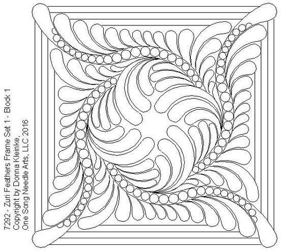 Zuri Frame Set 1 – Block 1: