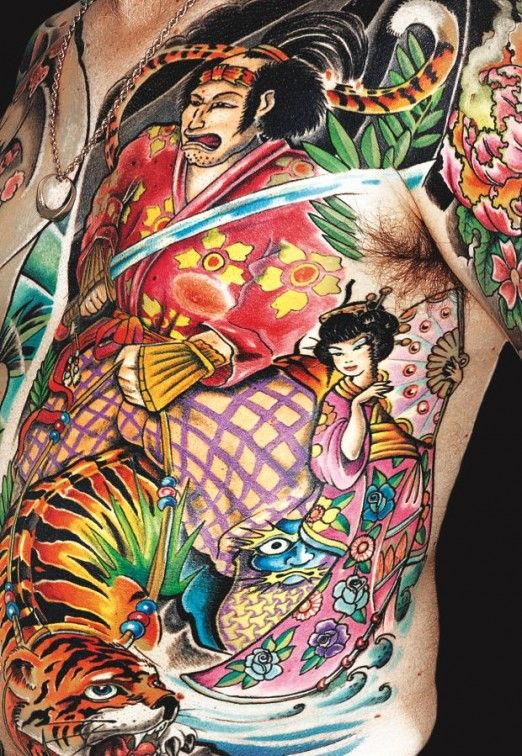 Japanese Tattoo Suit By Mario Barth Inkedmagazine Japanese Tattoo Tattoos Inked With Images Inked Magazine Irezumi Tattoos Tattoos