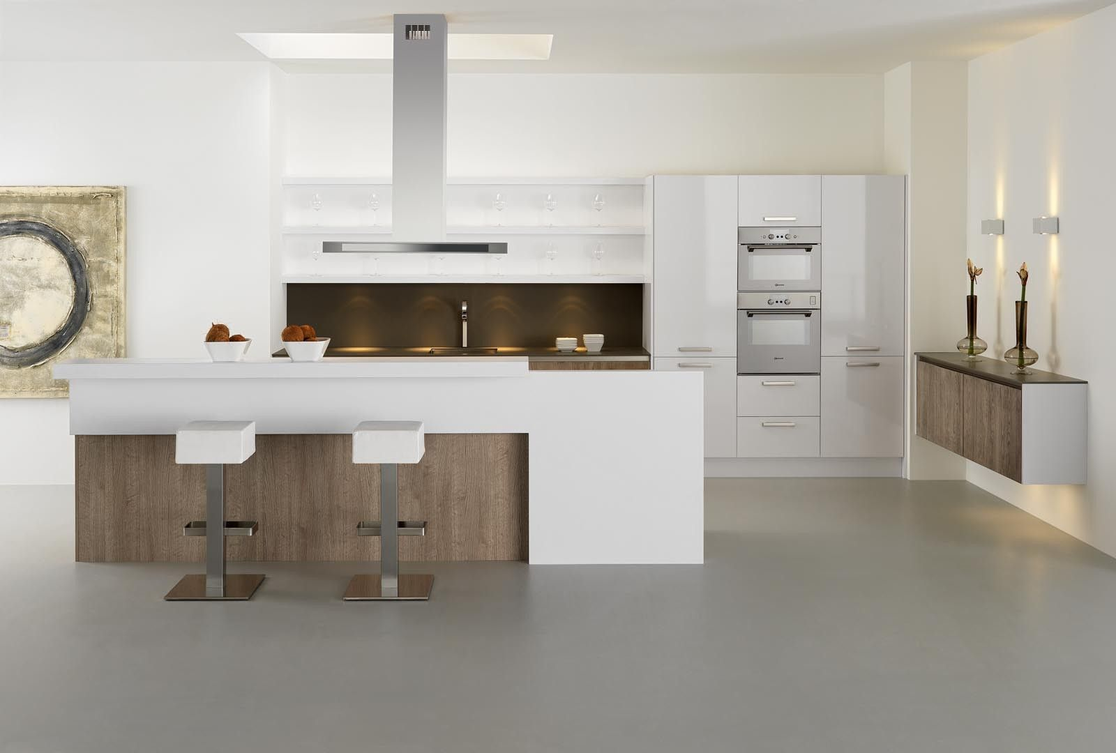 Keuken indeling home inspiration pinterest kitchens - Keuken indeling ...