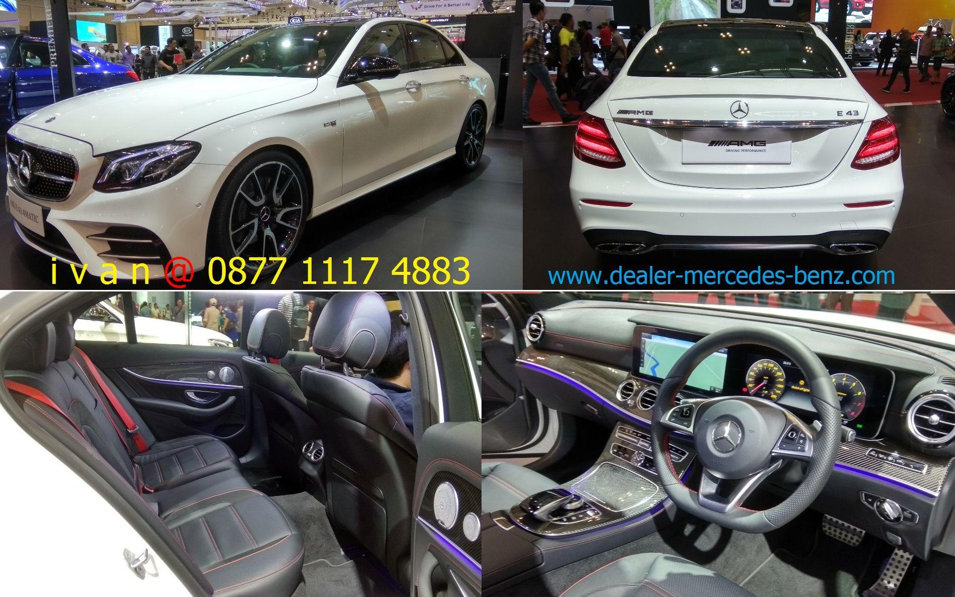 Mercedes Benz E43 Dengan Gambar Mercedes Benz Mobil Baru Mobil
