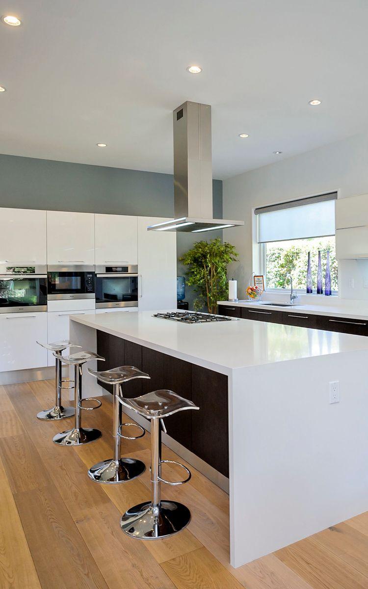 Pin En Blue Kitchen