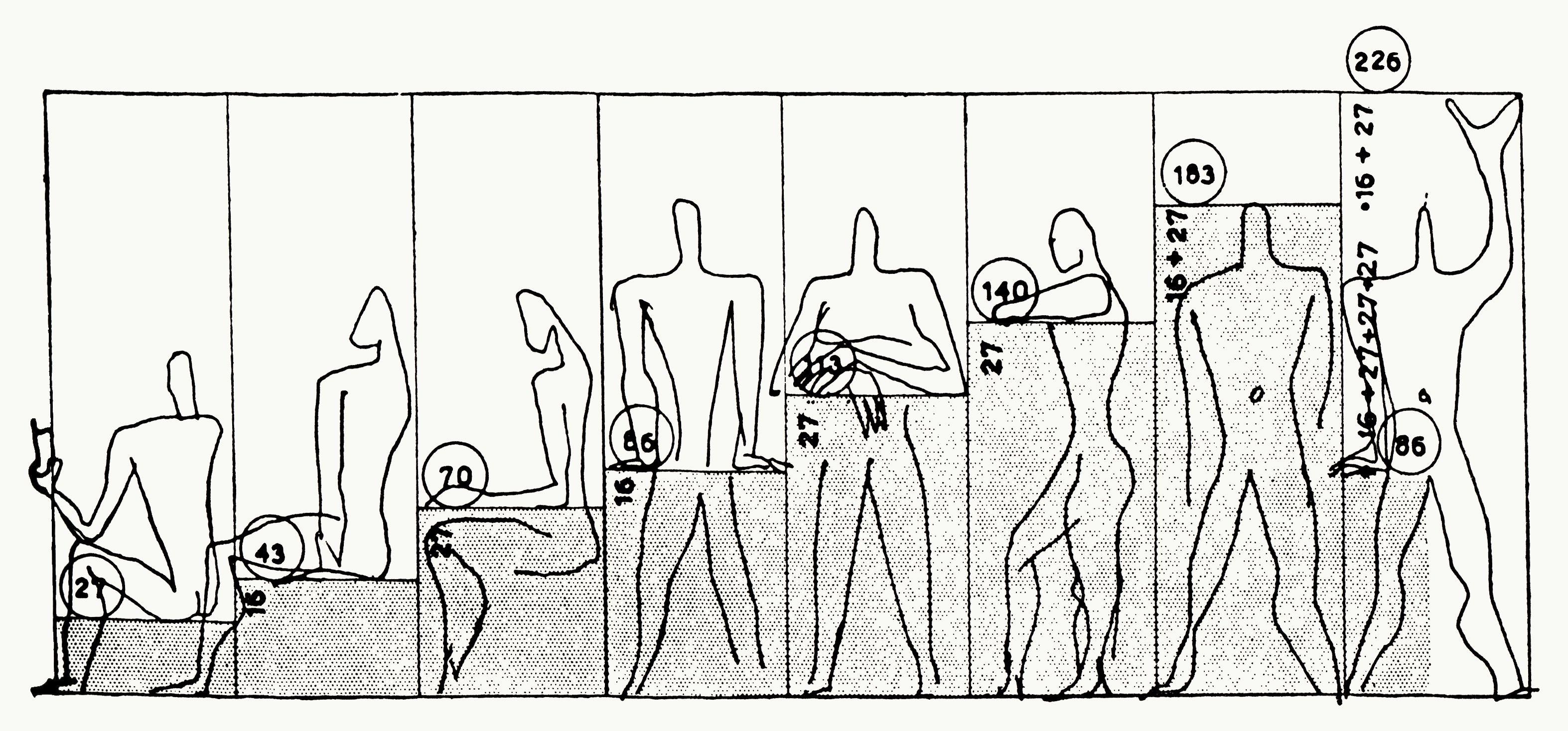 The Origins Of Le Corbusier S Modulor Adaptive Reuse Of