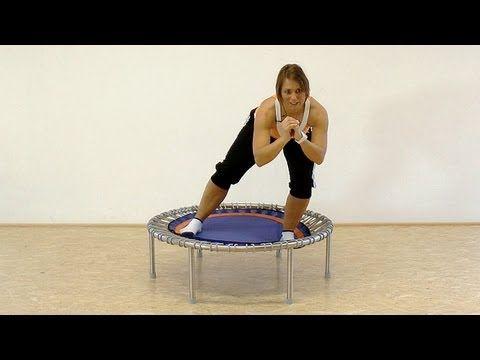 Übungsprogramm für Fitness und Koordination auf dem