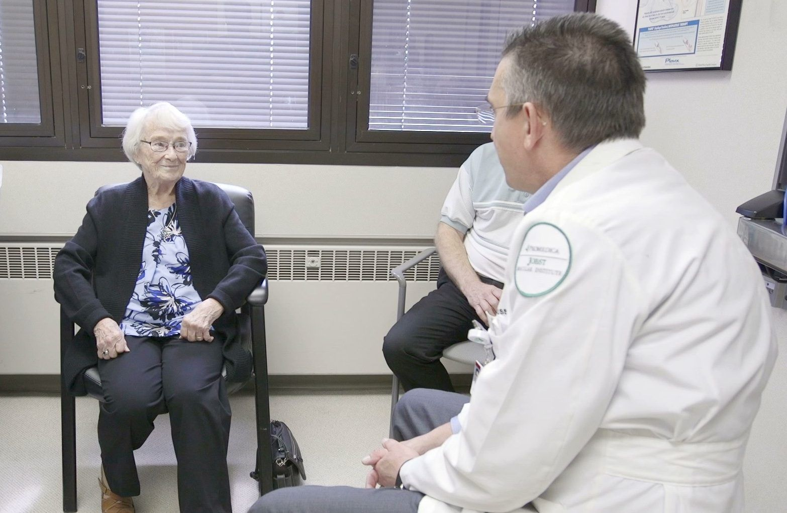 Surgery Fixed This 95 Year Old S Life Threatening Aortic