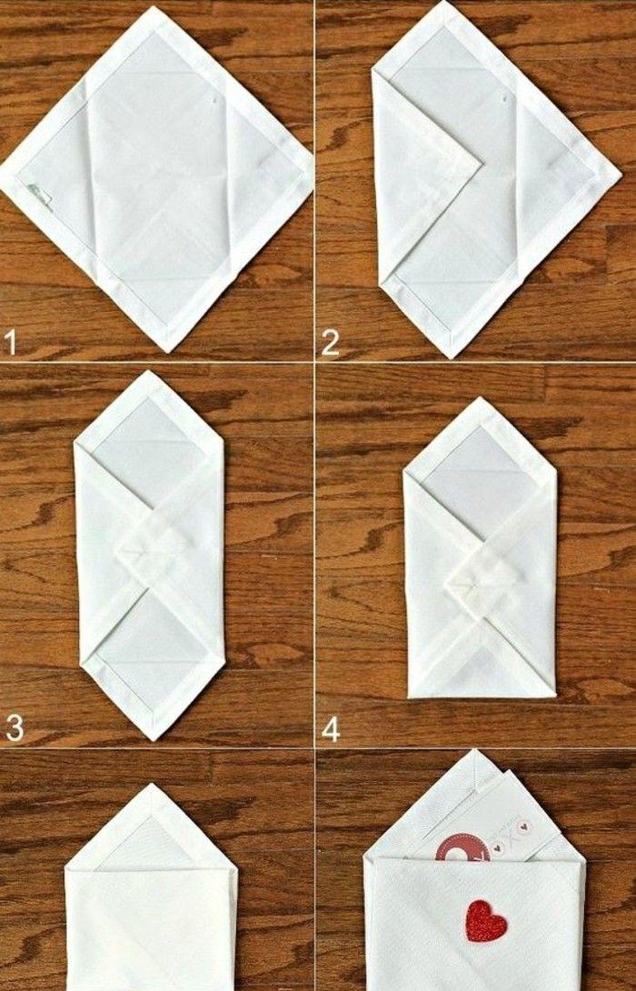 28 creative napkin folding techniques pinterest servietten servietten. Black Bedroom Furniture Sets. Home Design Ideas