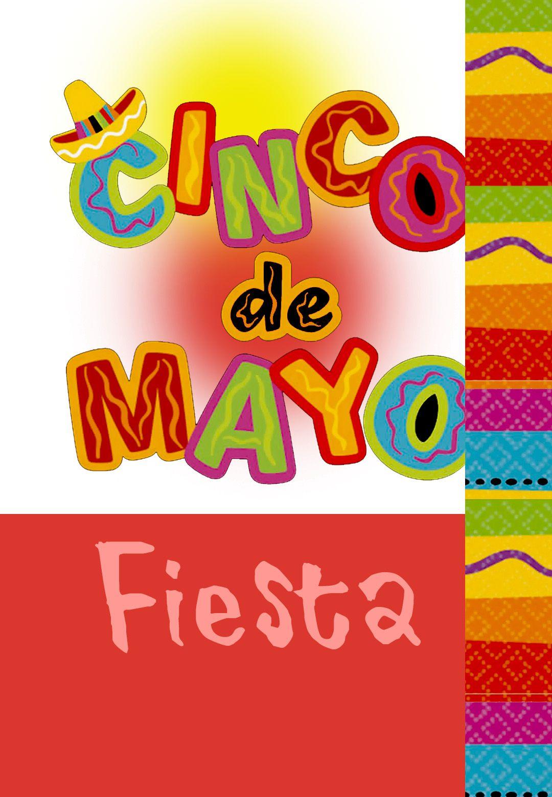 Free Printable Cinco De Mayo Greeting Card