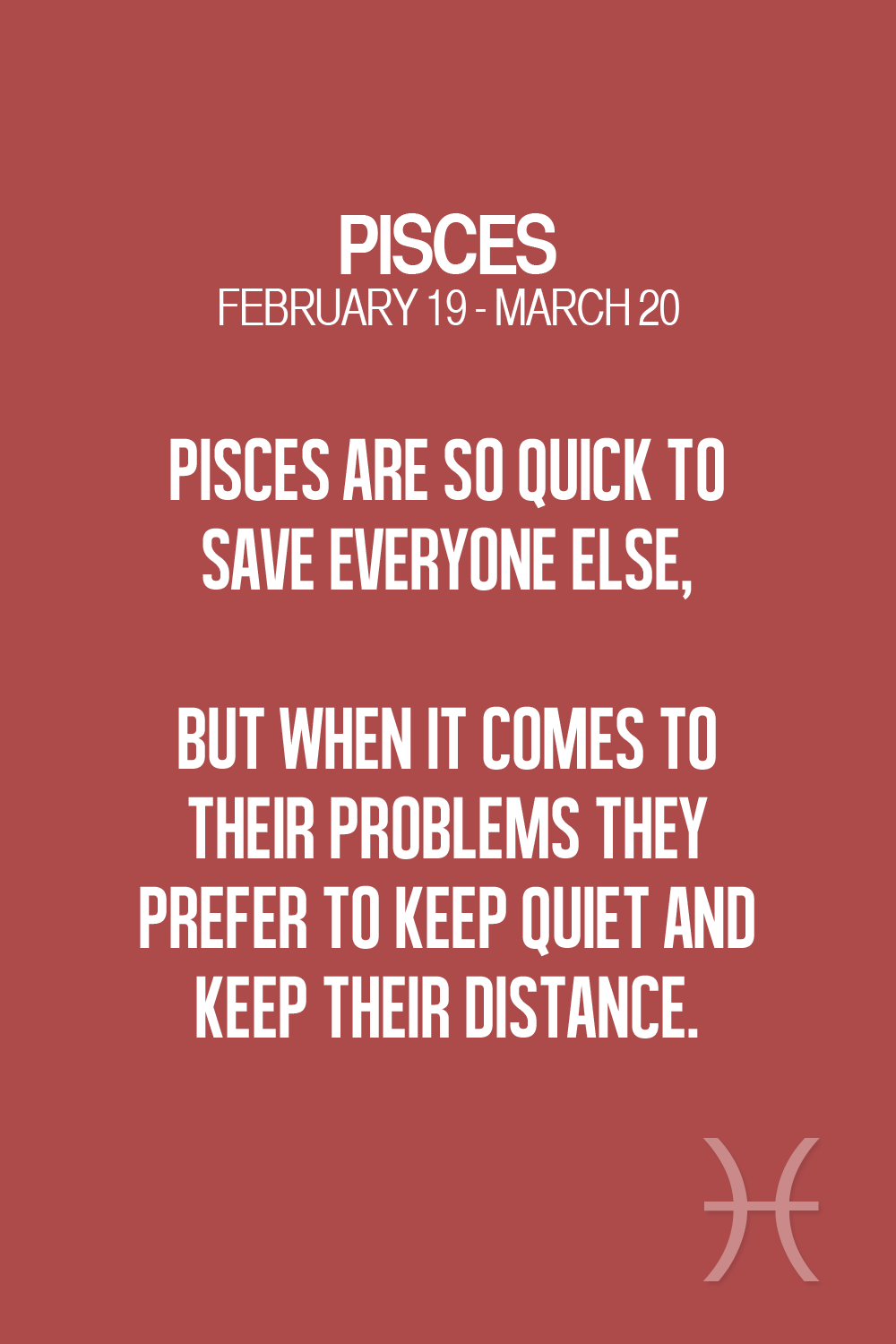 Read More About Your Zodiac Sign Here  Pisces  Pisces -9853