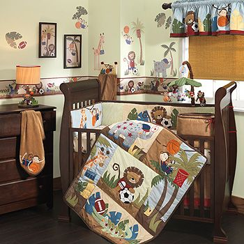 Animals And Sports For A Precious Baby Boy Baby Boy Room