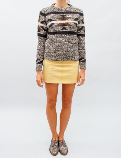 Isabel Marant Ouda Sweater- Brown