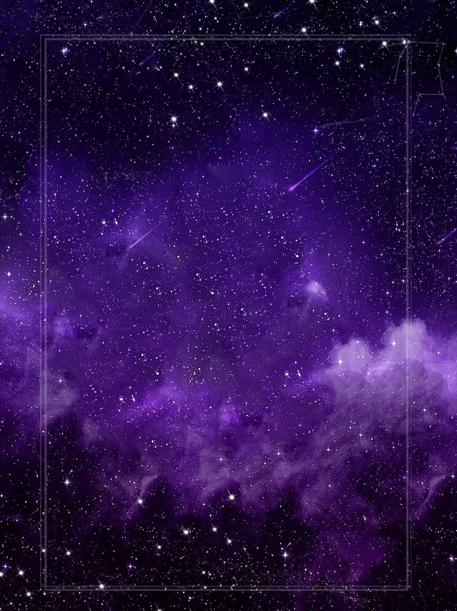 Original Beautiful Purple Star Dreamy Star River Background Purple Background Images Purple Galaxy Wallpaper Purple Aesthetic Background