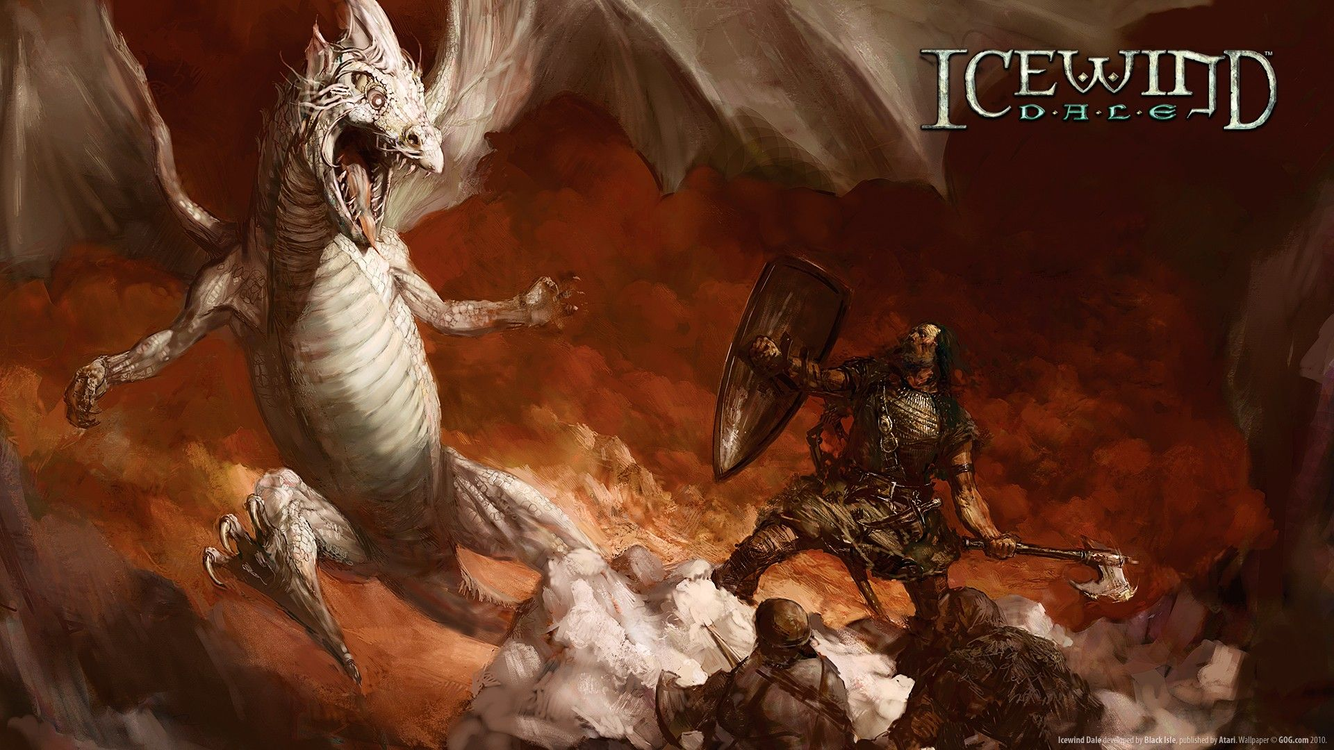 3 Icewind Dale Hd Wallpapers Backgrounds Wallpaper Abyss