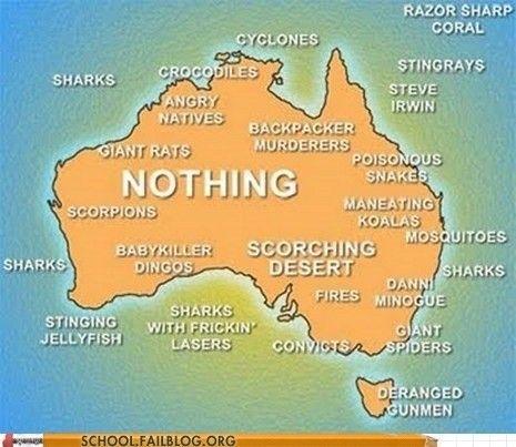 Australia Australia Australia.