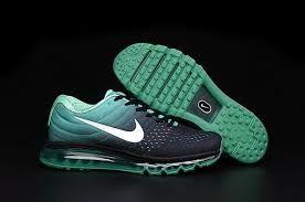 Bajo Costo Nike Air Zapatos Max 2012 Hombres Running Zapatos Air Negro Green Store b26756
