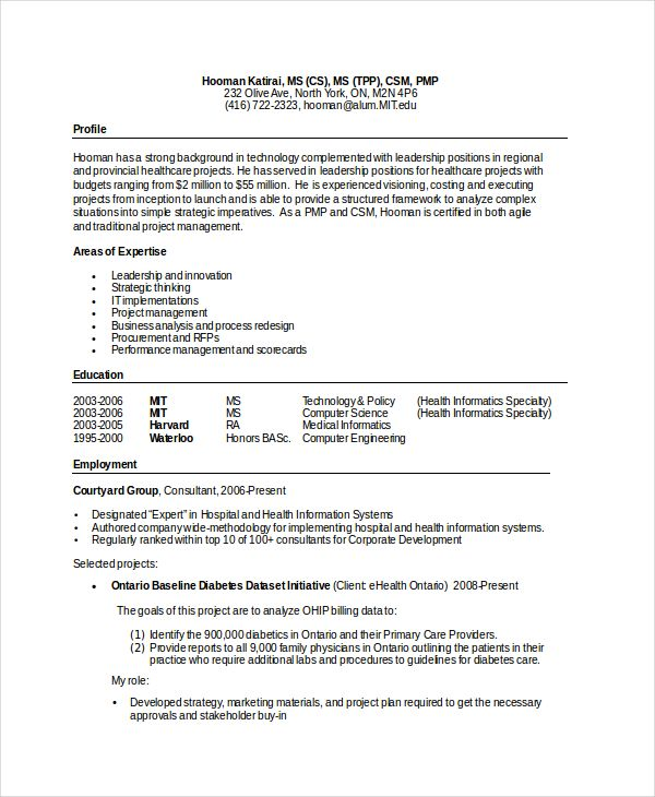 Computer Science Graduate Resume , Computer Science Resume - resume for computer science