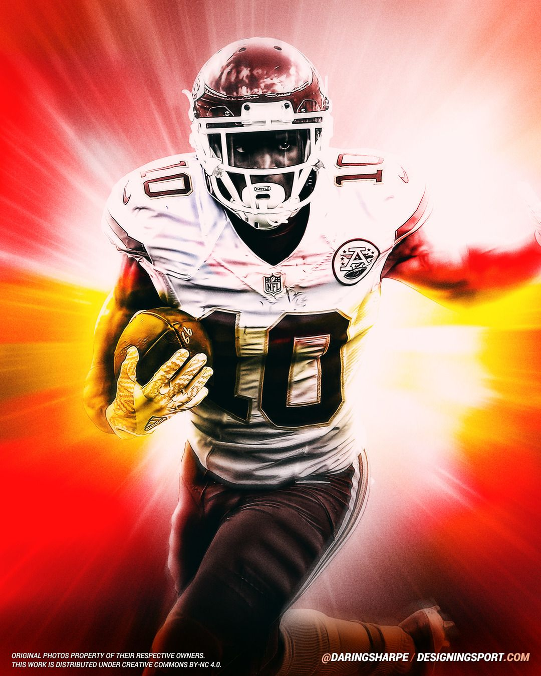 Tyreek Hill, Kansas City Chiefs Kansas city chiefs