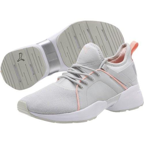 b855efdbd4 Puma Sirena Women's Training Shoes Women, Size: 9.5, Glacier Gray ...