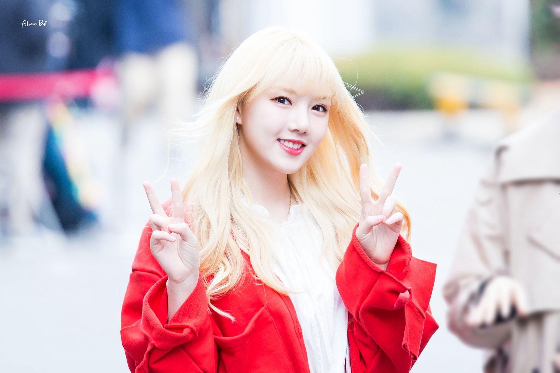 #Choa Park #박초아   Pop hair, Kpop girls, Ideal girl