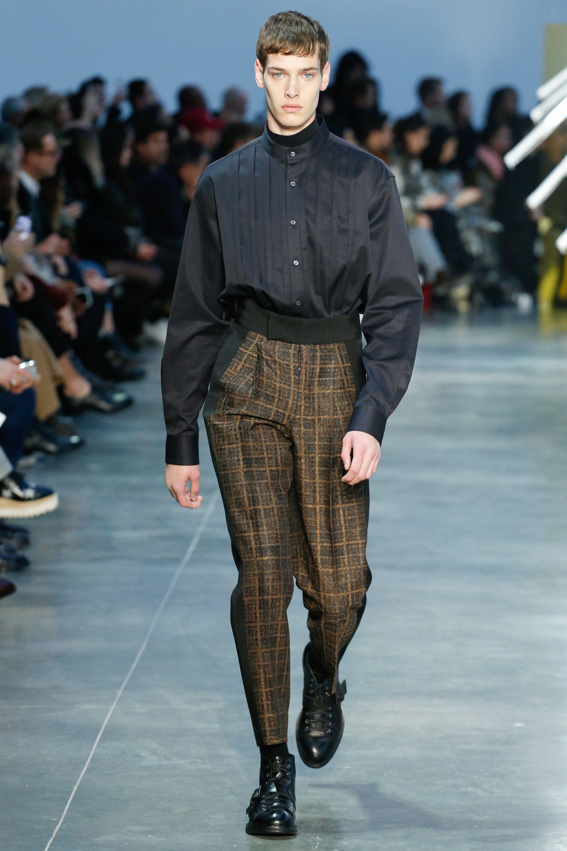 1e17c99b435 Cerruti 1881 Fall 2018 Menswear Fashion Show   Menswear Runway/Look ...