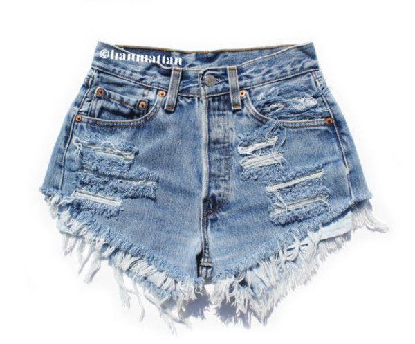 Shorts: high waisted short