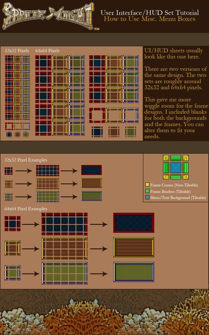 Pin on Sprite Might - RPG Maker Assets