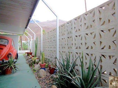 Mcm Carport Wall Breeze Block Wall Breeze Blocks Concrete Block Walls