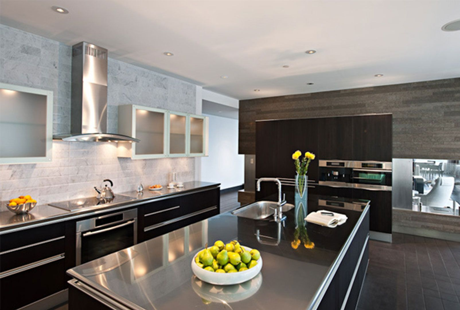 marvelous Top Kitchen Designs 2014 #7: Best Images About Kitchens With Dark Cabinets On Pinterest - Kitchen designs  pictures 2014