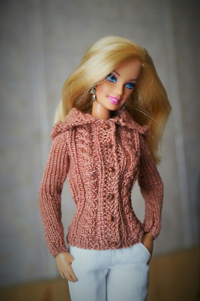 Barie a la moda. | BARBY | Pinterest | Barbiekleidung, Puppenkleider ...