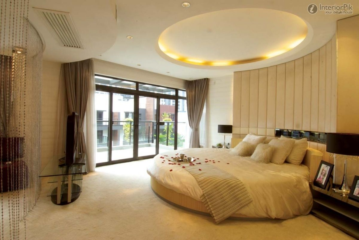 Romantic and elegant bedroom design ideas for couple bedroom