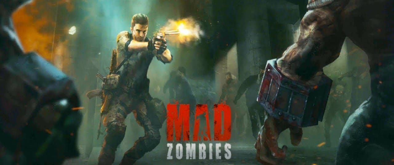 Mad Zombies Offline Zombie Games Mod 5 14 0 Unlimited Money
