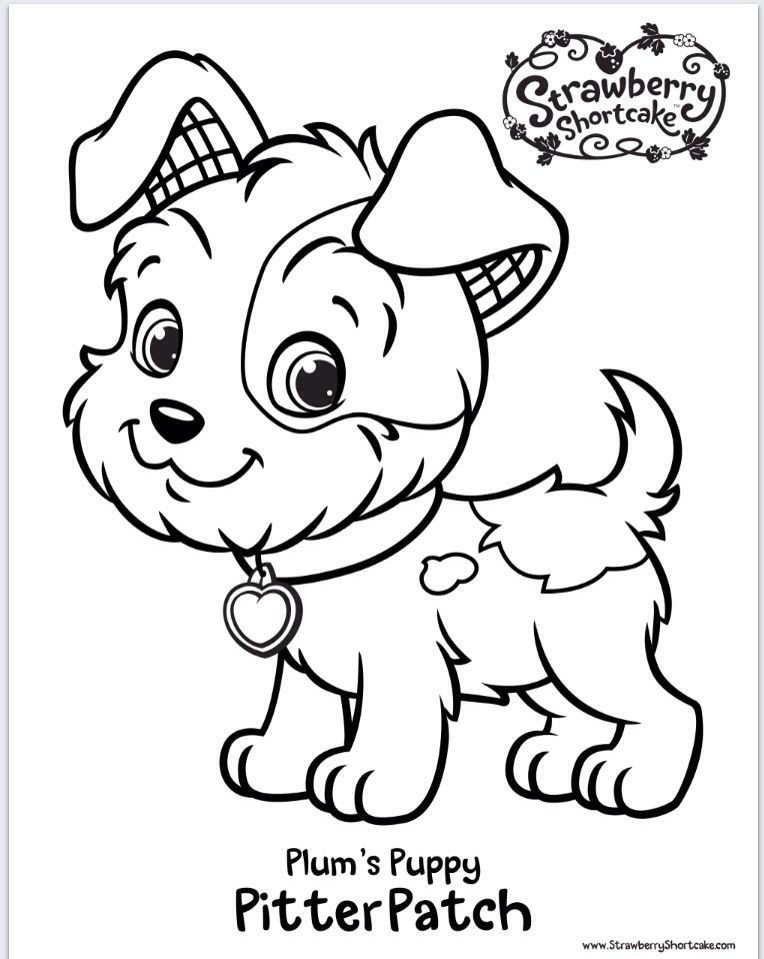 Pin By Tammy Dorsey On Rediscover It Dog Coloring Page