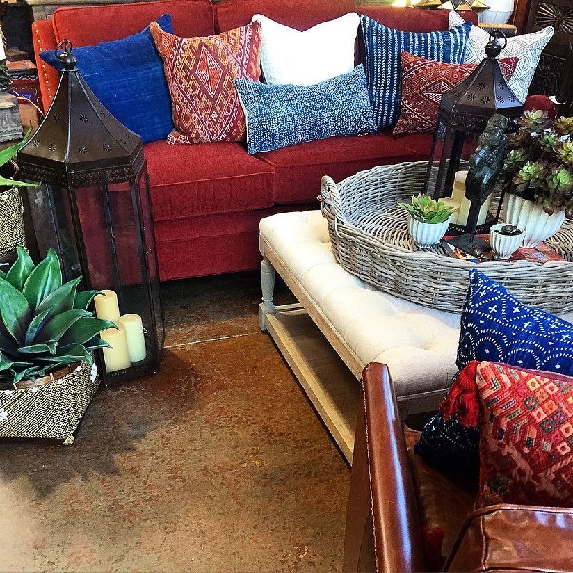 10+ Amazing Rust Color Living Room Sets