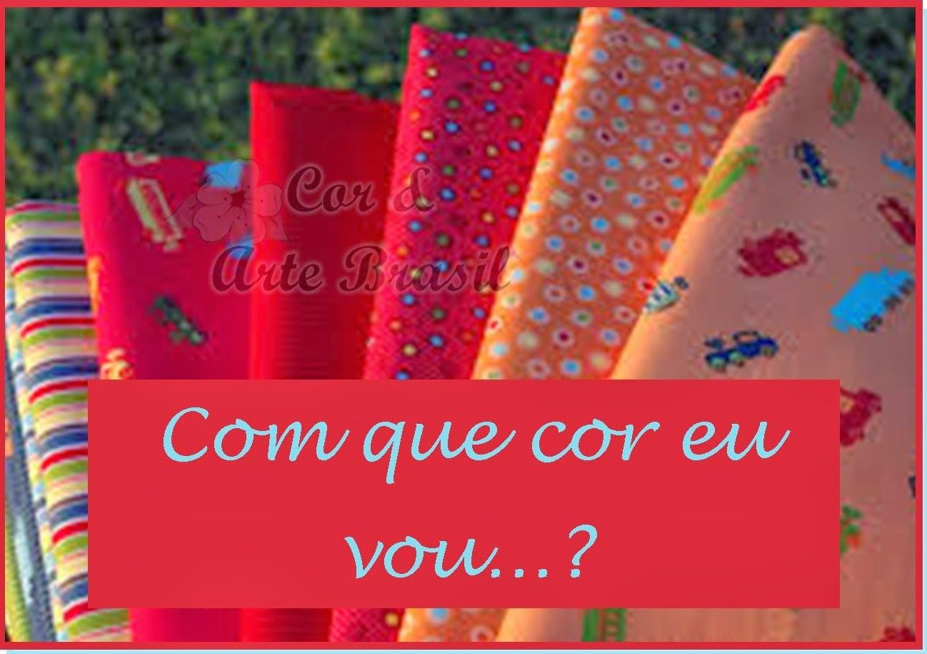 Cor & Arte Brasil: Colorindo
