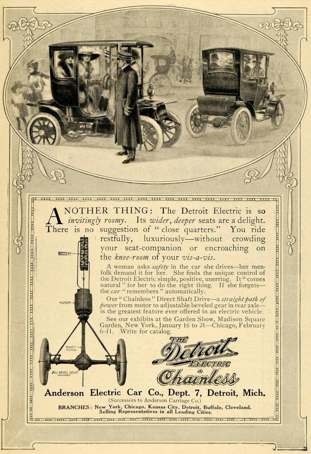 medium resolution of anderson electric car co