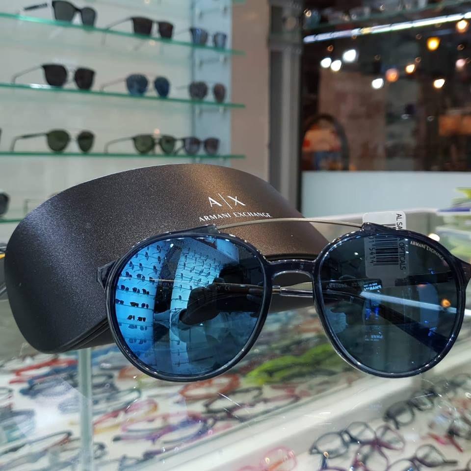 السعادة للبصريات توفر النظارات الشمسية من شركات عالمية تجدونهم في الطابق بقرية الشعب تفضلوا بزيارتنا Al Saada Opticals Deals In Sunglasses Glasses Village
