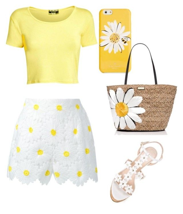 """""""Untitled #28"""" by laurakantarevic on Polyvore featuring Dolce&Gabbana, Oscar de la Renta, Pilot and Kate Spade"""