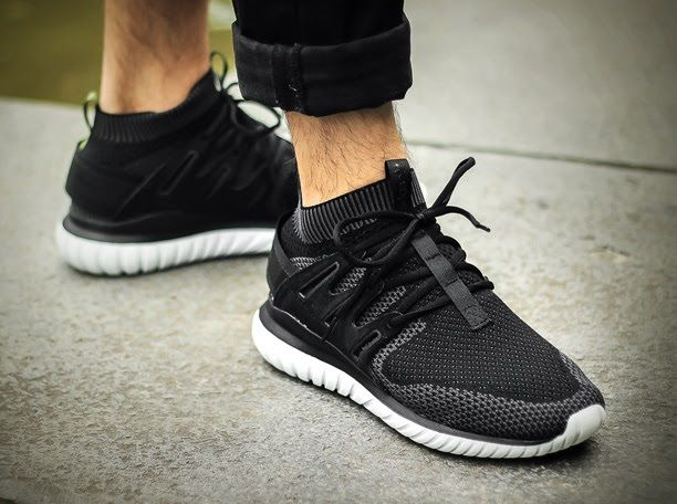 separation shoes 252e1 0afcb adidas Originals Tubular Nova Primeknit: Black | Tubular ...