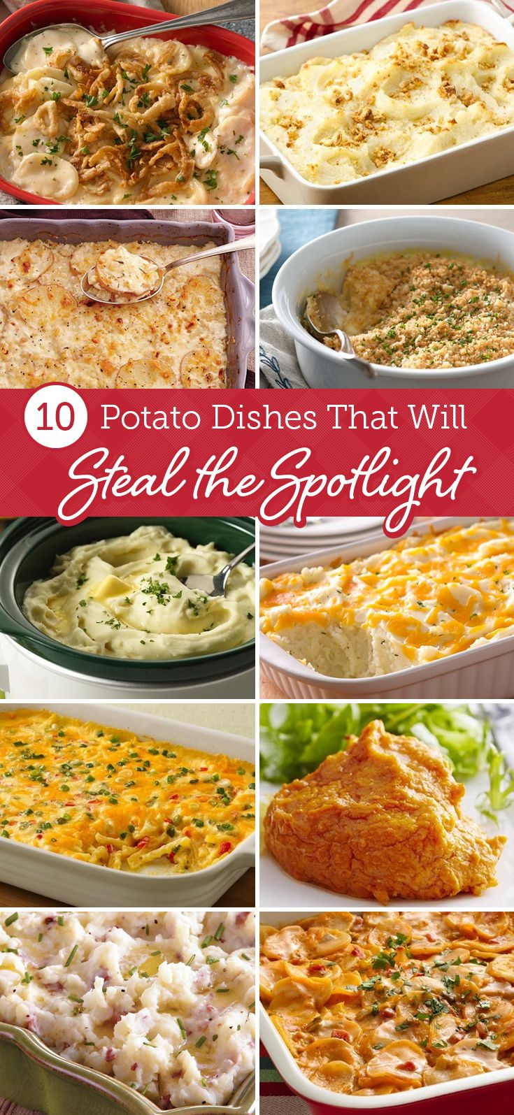 10 Potato Dishes That Will Steal The Easter Spotlight Vegetable