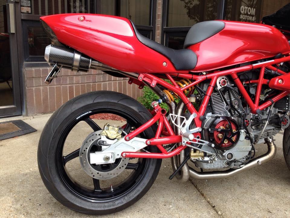 Pin On Ducati 750ss Build