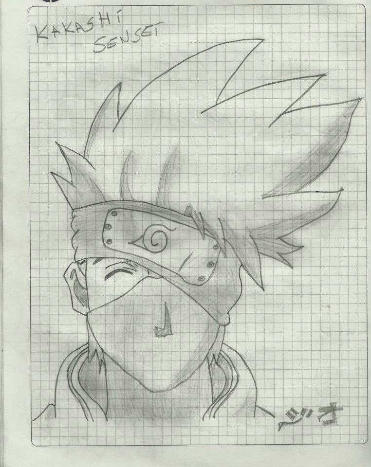 Los mejores dibujos anime   naruto   Naruto