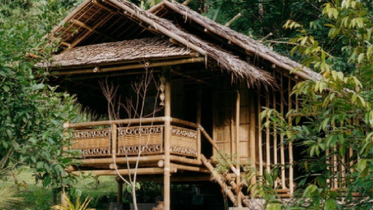 65 Simple Bamboo House Ideas Pictures | Simple Home Decor Ideas ... for Simple Bamboo House  10lpwja