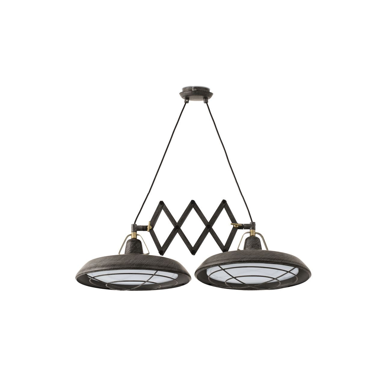 Comprar lámpara extensible de LED con acordeón para techo