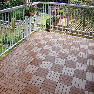 Outdoor Non   Slip Wood Flooring Singapore Sales