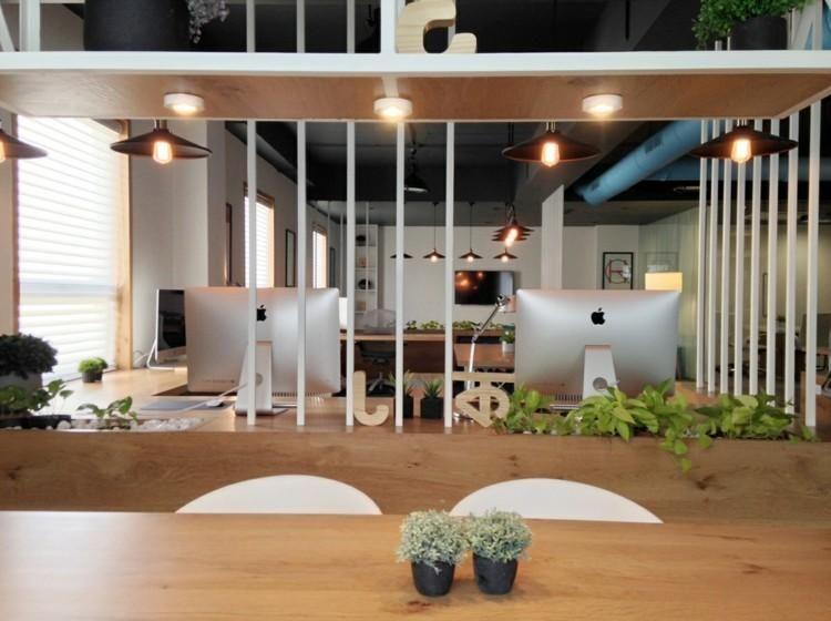 Separatoren von Umgebungen, erhöhte Privatsphäre Dekoration