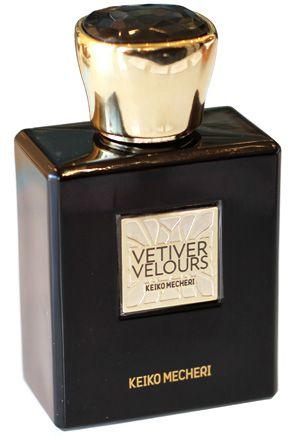 Vetiver Velours Keiko Mecheri perfume - a fragrance for women and men 2012