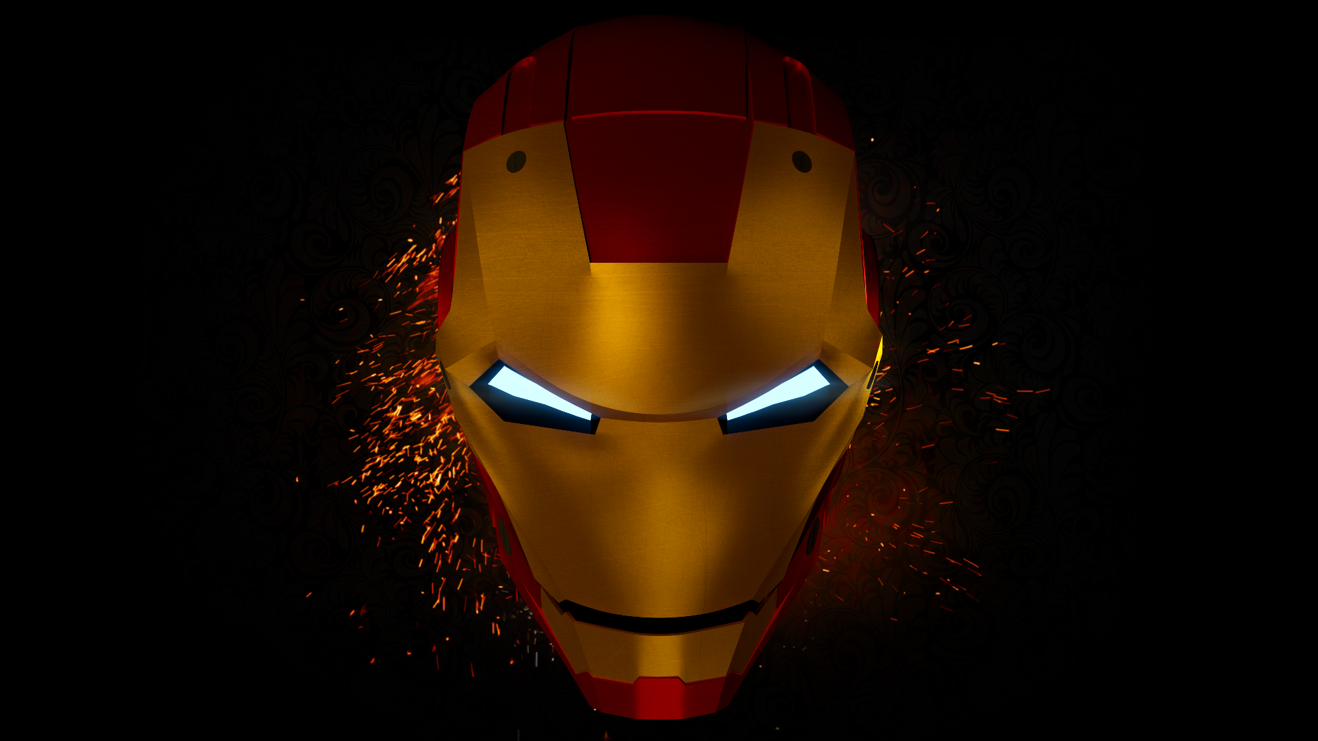 Iron Man Helmet Wallpaper Gallery Im Pinterest Iron Man Iron